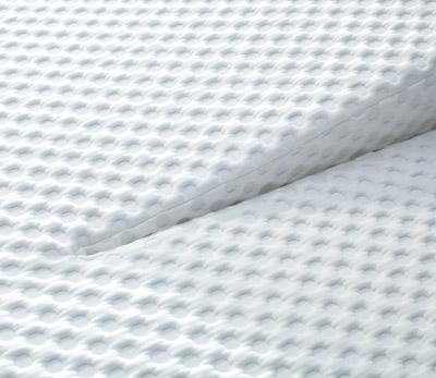 Corte forma H colchón nova