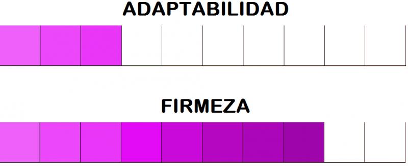 Adaptabilidad colchón sonpura Prisma